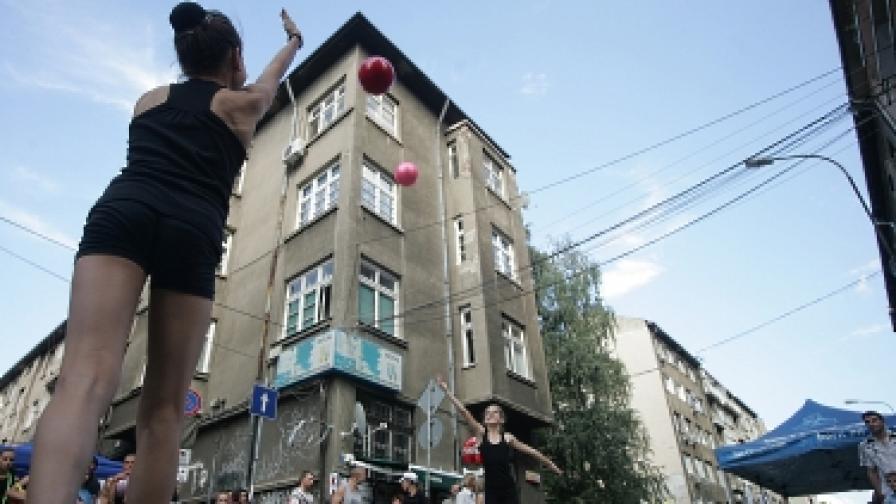 """С истински спортен празник бе открита инициативата """"София диша"""" на 7 август"""
