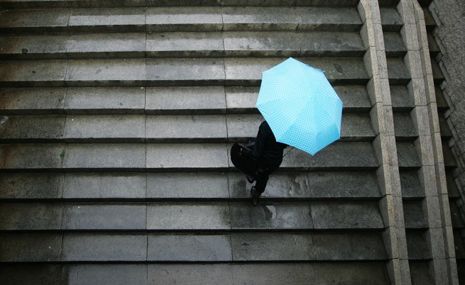 Най-много дъжд в Сандански, чака се и по морето