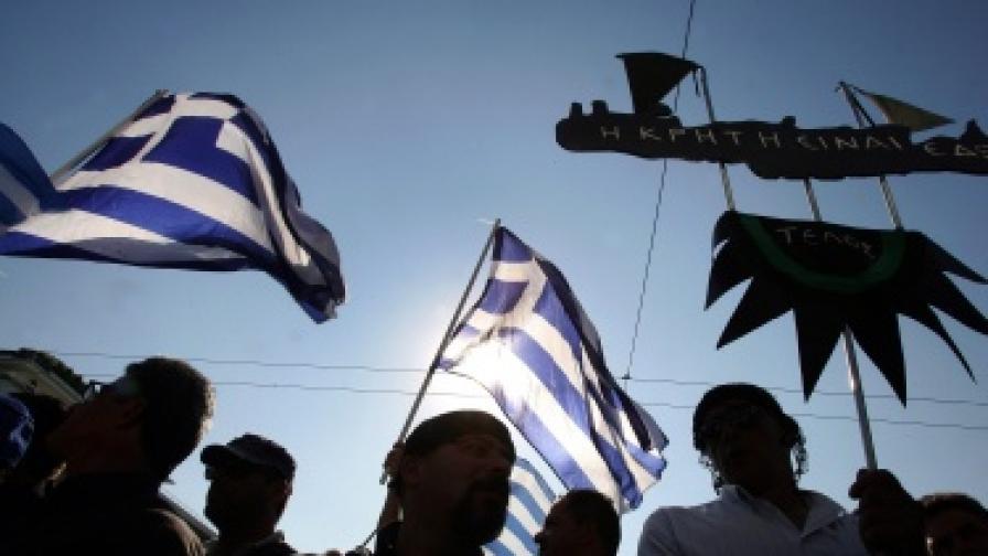 Над 800 хиляди са вече безработните в Гърция