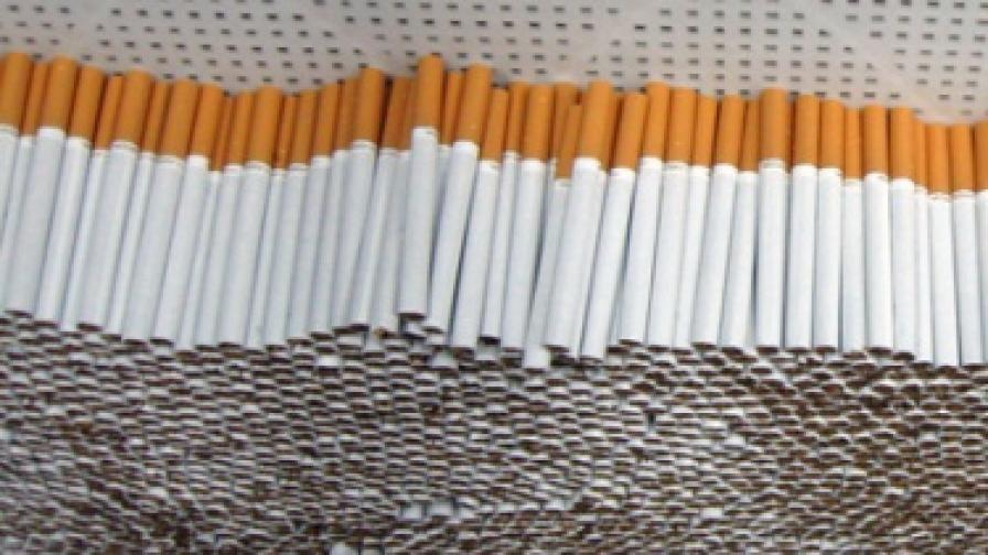 Контрабандни цигари за 2 млн. лв. са задържани във Варна