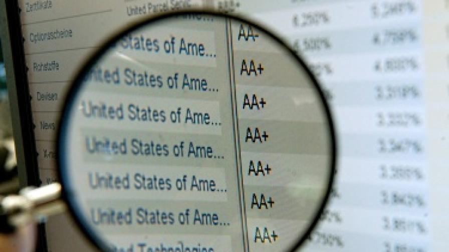 """""""Фич"""" потвърди отличния кредитен рейтинг на САЩ"""