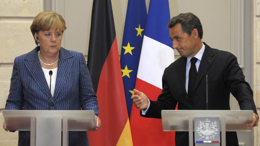 Германия и Франция предложиха общо правителство на еврозоната