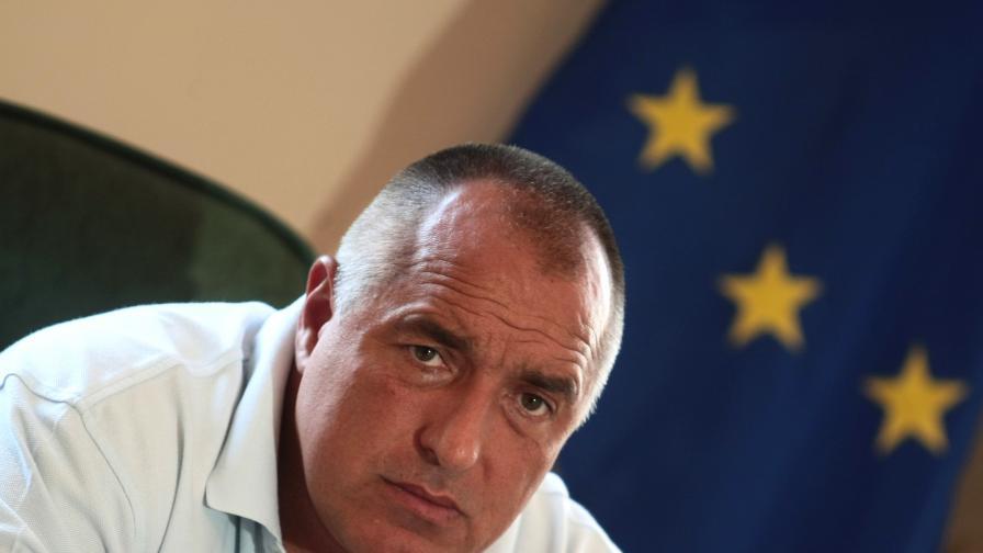 Борисов: Режимът на Кадафи отива в историята