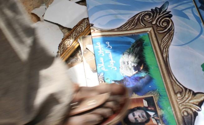 Мохамед Кадафи бил избягал, Хамис - мъртъв?