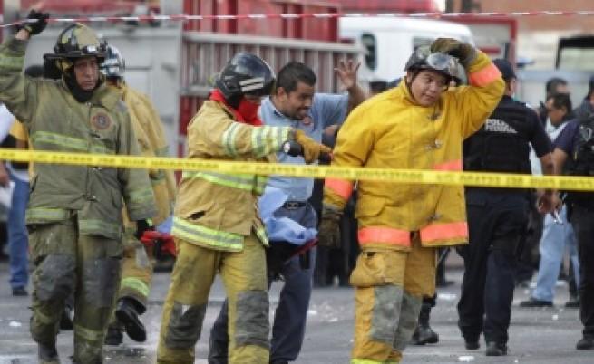 Десетки жертви при атака на казино в Мексико
