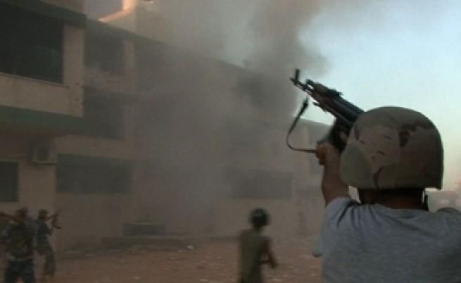 Над 200 трупа открити в болница в Триполи