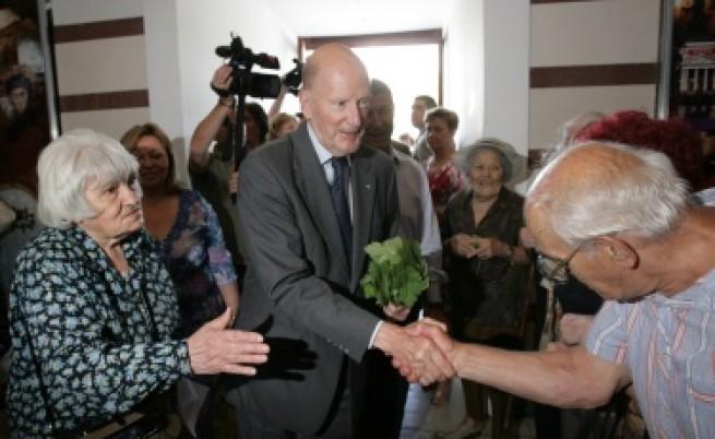 Сакскобургготски: Предложението на Първанов изглеждаше опортюнистично