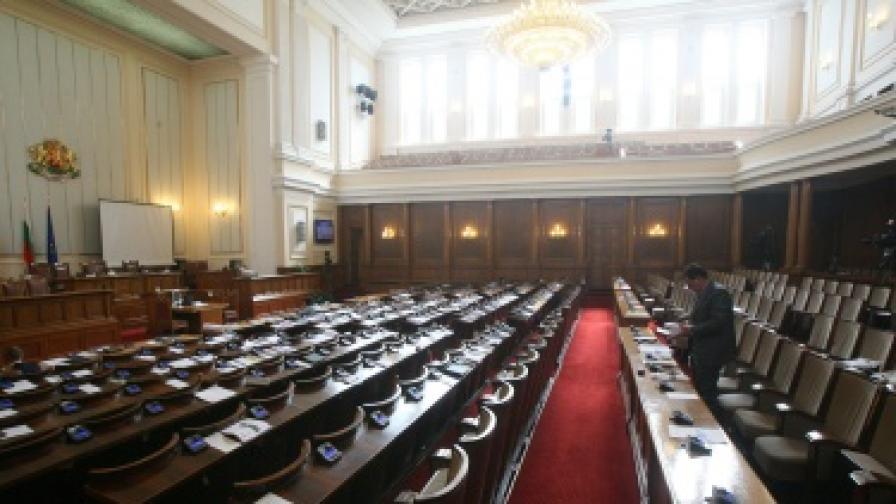 Депутатите отхвърлиха закона за евтаназията