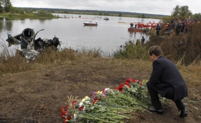 Президентът Медведев: Не ни трябват руски самолети
