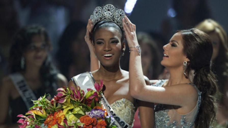 25-годишната Лейла Лопес стана Мис Вселена 2011