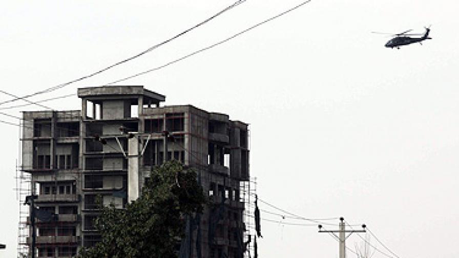 20 часа по-късно: Атаката в Кабул приключи