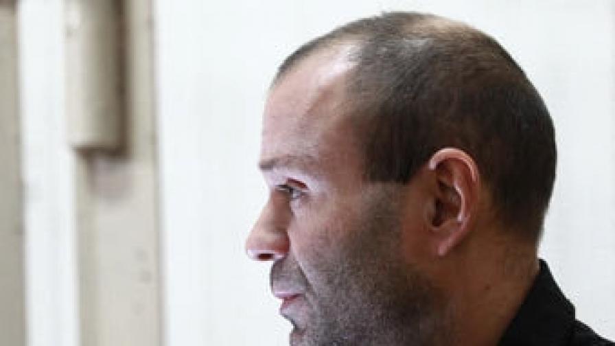 Бившият полковник от московската милиция Дмитрий Павлюченков