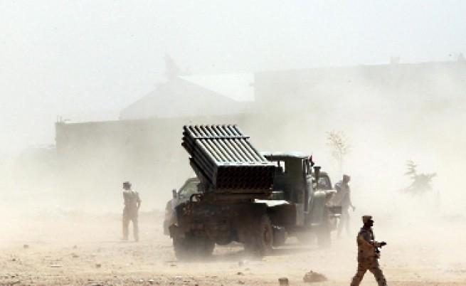 Отново победа за новите либийски власти
