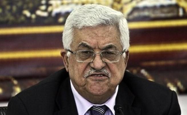 Палестинският президент връчва молба ООН да признае държавата