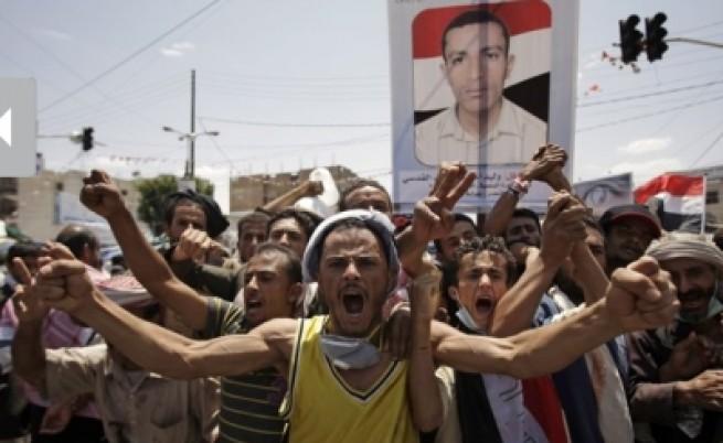 Нови 40 жертви при сблъсъци в Йемен