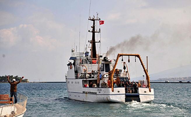 Турция започва сондажи в Източното Средиземноморие