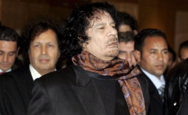 Кадафи искал да бъде като английската кралица