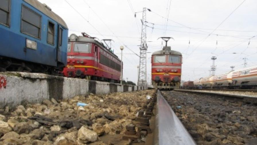 1000 вагона изчезнали от БДЖ