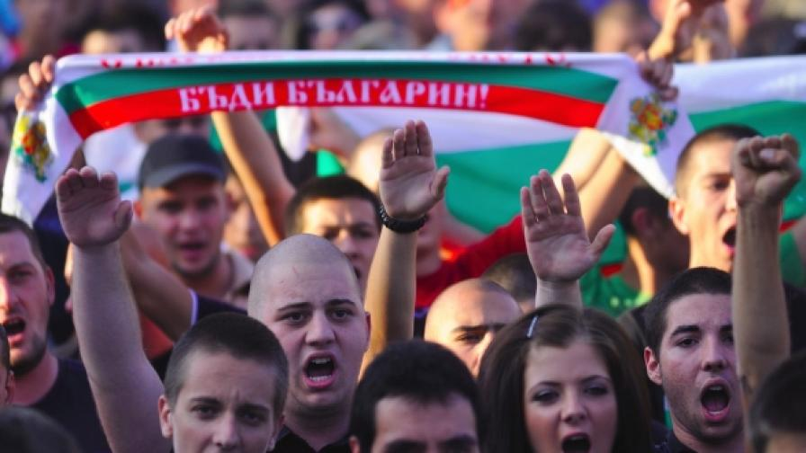 Европа да спре антиромското напрежение в България