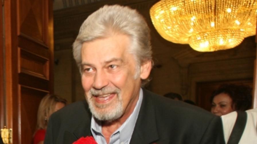 Стефан Данаилов - кандидат на БСП за вицепрезидент