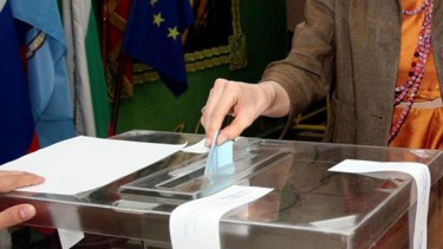 НЦИОМ: ГЕРБ и БСП мобилизират електоратите си