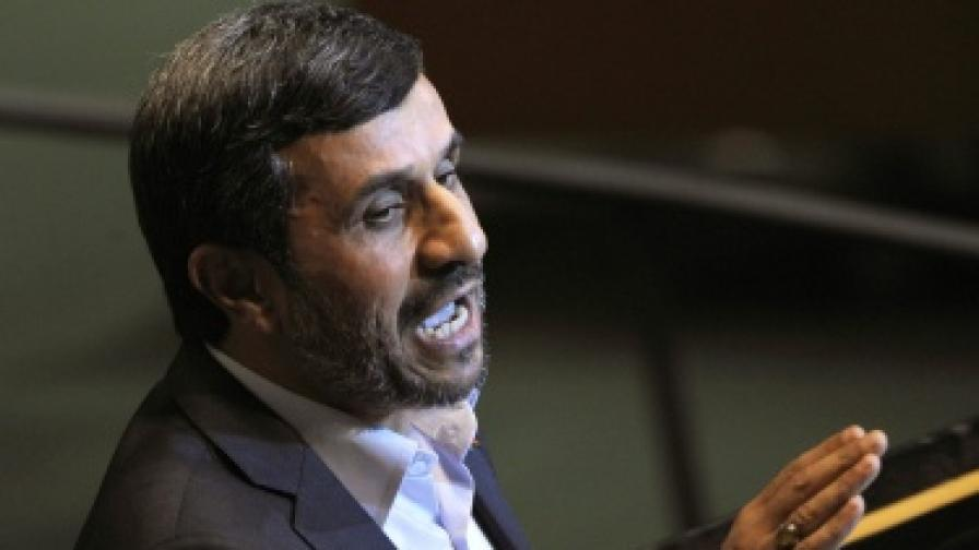 "Иран:  Дойде и ""Американската пролет"""