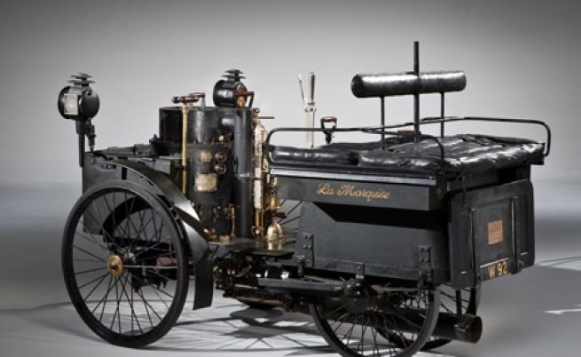 $4,6 млн. за най-стария автомобил в движение