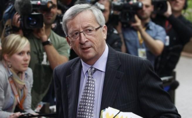 Юнкер: Може да опростим 60% от гръцкия дълг