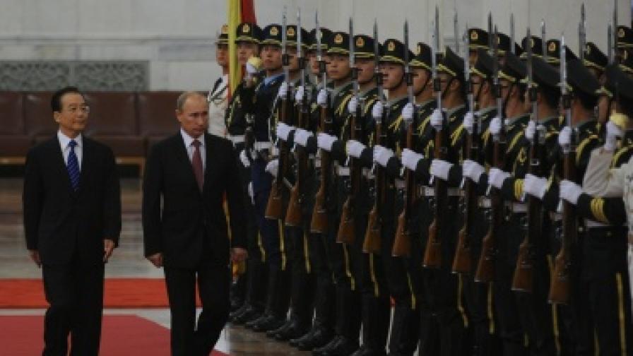 Путин: Китай и Русия винаги достигат до компромис