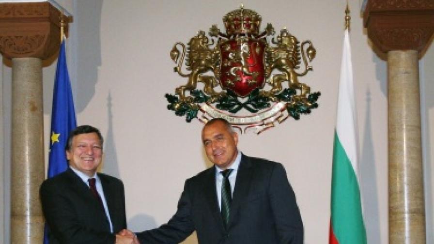 Барозу: Българското правителство работи добре
