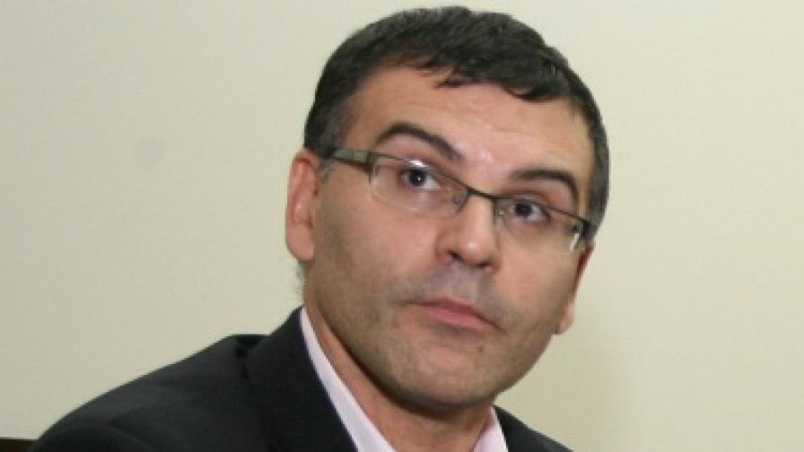 Дянков: МВФ е виновен за кризата в Европа