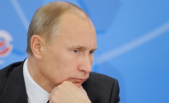 Путин: Не съм ястреб, а просто човек