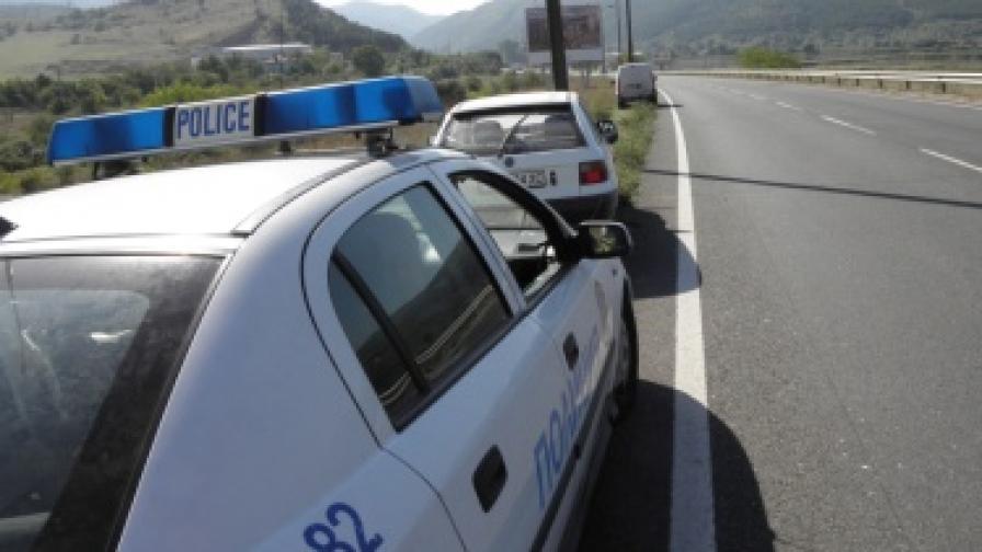 Осем ранени при верижна катастрофа край Варна