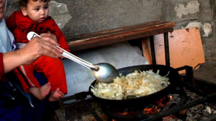 Годишно 2 млн. души стават жертви на кухнята