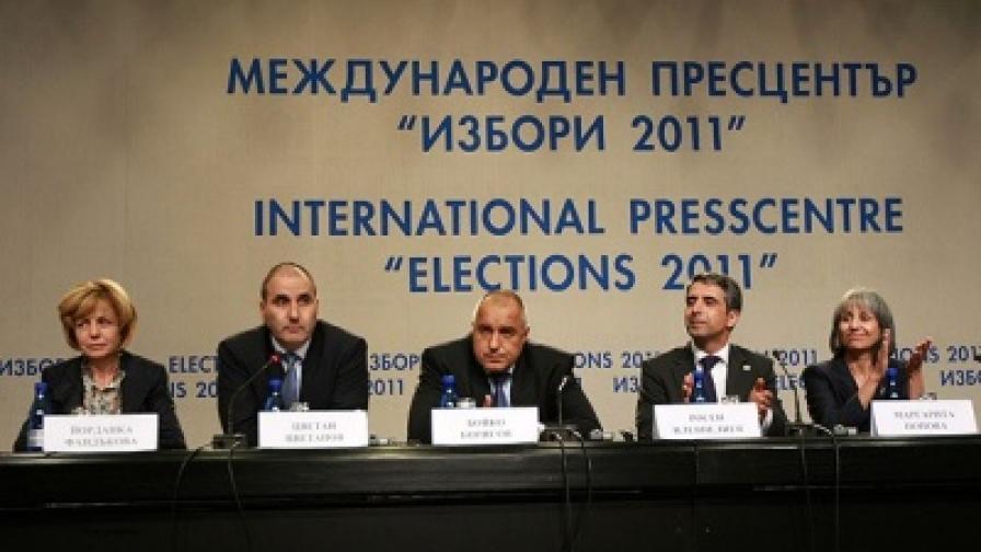 Росен Плевнелиев: Гласува гражданското общество