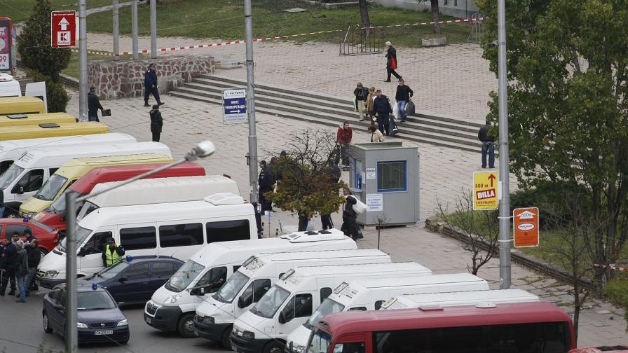Протест пред ЦИК поиска касиране на изборите