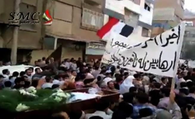 В Сирия използвали болници за изтезания