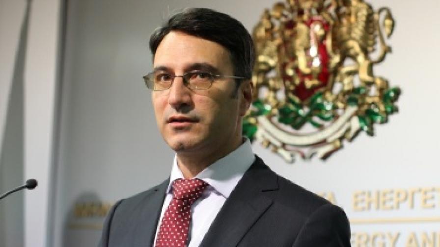 Министърът на икономиката Трайчо Трайков