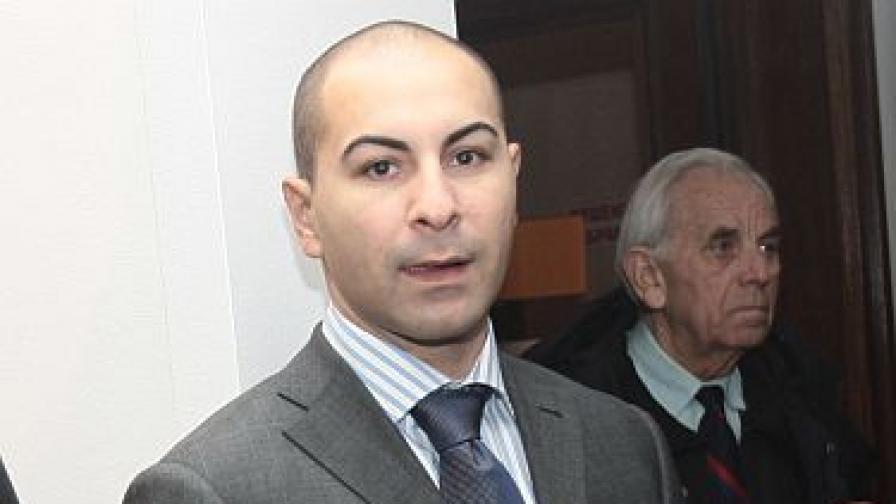 Гълъбин Боевски е арестуван с кокаин