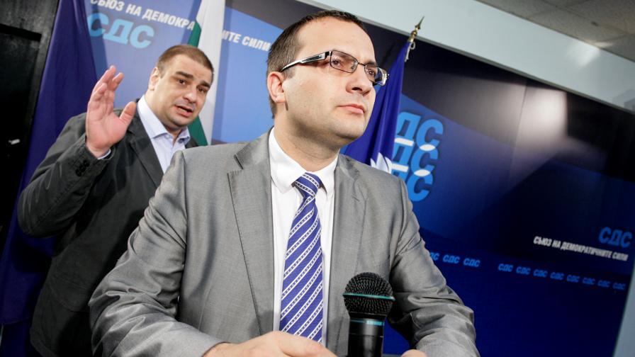 Мартин Димитров: Крайно време е и Иван Костов да поеме отговорност за нещо