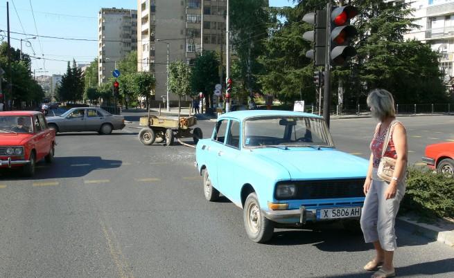Най-ценният автомобил за скрап бил москвичът