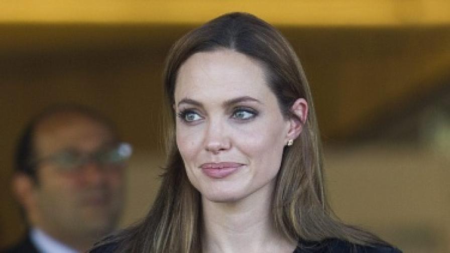 Джоли със сграда на нейно име в Босна