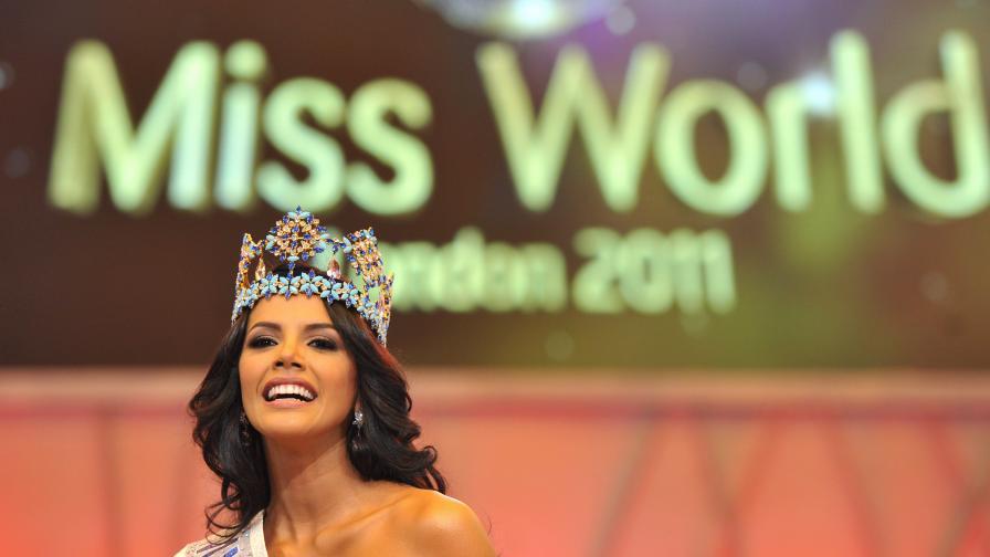 Венецуелка стана Мис Свят 2011