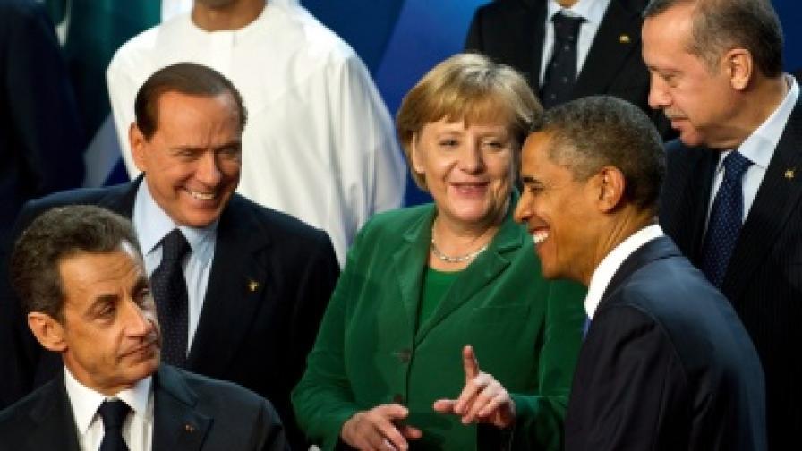 Дипломацията на обидите в ЕС
