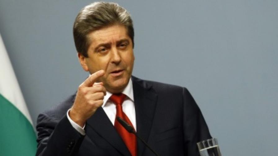 Първанов: На тези избори телевизорът победи хладилника
