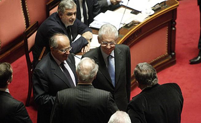 Италианският Сенат одобри новите антикризисни мерки