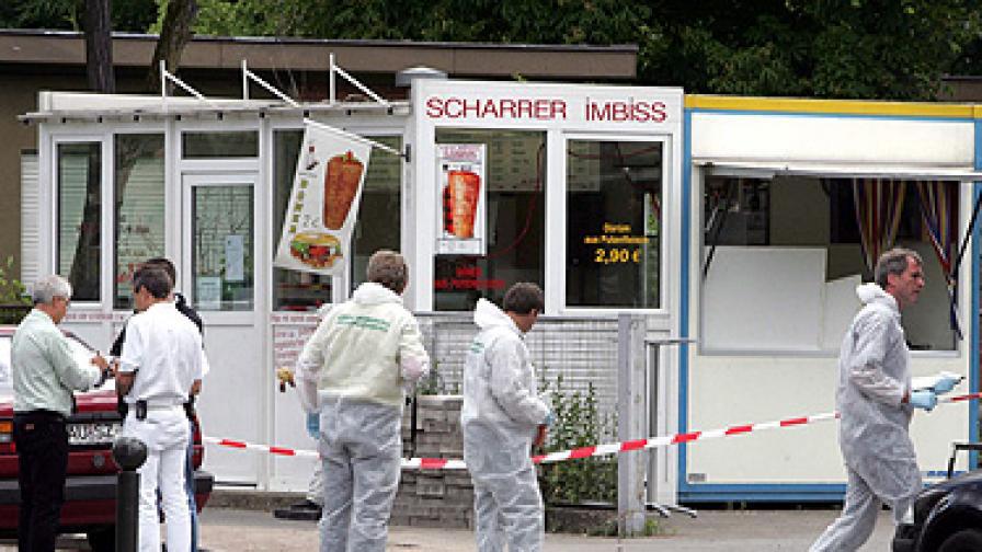 Неонацисти виновни за серийни убийства в Германия
