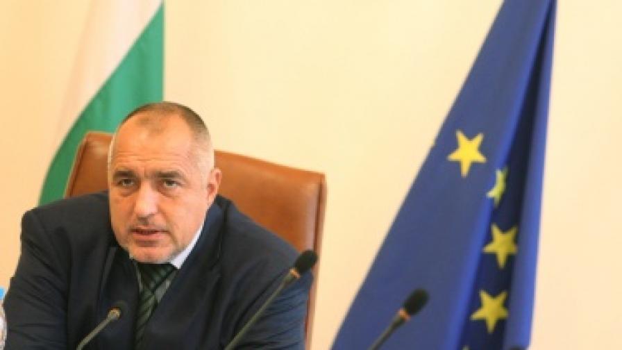 Борисов: Партията, която наблюдаваме и с която се съобразяваме, е ДПС