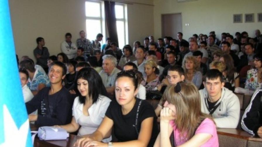 Техническият колеж в Ямбол бе преобразуван във висше учебно заведение