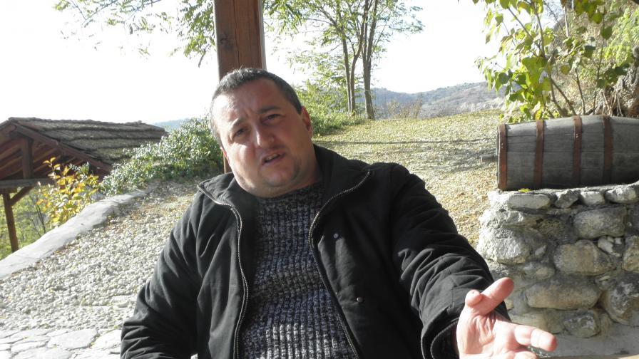 Шестака от Мелник: Само руснаците стават за туристи